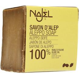 Savon d'Alep 100 % huile d'olive - 200 g