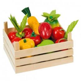 Cagette de fruits et légumes  - à partir de 3 ans