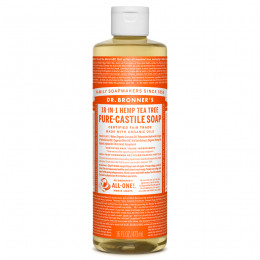 Savon de Castille multi-usage 18 en 1 Tea Tree - 475 ml