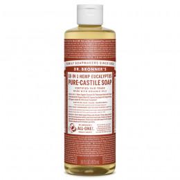 Savon de Castille multi-usage 18 en 1 Eucalyptus 475 ml