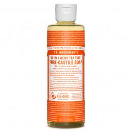 Savon de Castille multi-usage 18 en 1 Tea Tree 240 ml
