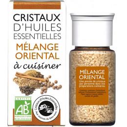 Cristaux d'huiles essentielles à cuisiner - oriental - 10 g