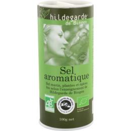 Sel aromatique 100 g Tube Hildegarde de Bingen
