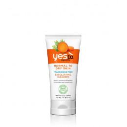 Nettoyant visage exfoliant - carotte - 110 ml