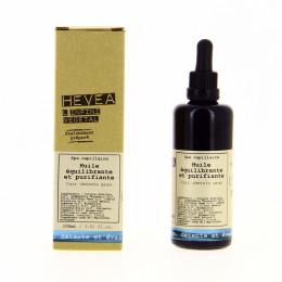 Spa capillaire : huile équilibrante et purifiante - 100 ml