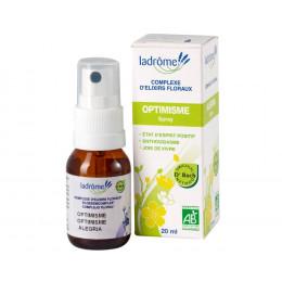 Complexe BIO d'élixirs floraux - optimisme - 20 ml
