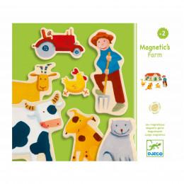 Magnetic's Farm - A partir de 2 ans