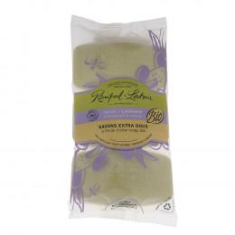 Savons extra doux Olive - Lavandin Bio 3 x 150 g