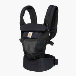 Porte-bébé ADAPT 3 positions - Cool air mesh - Onyx black