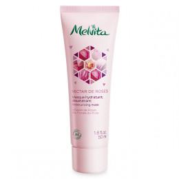 "Masque hydratant désaltérant Bio ""Nectar de Roses"" 50 ml"
