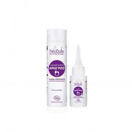 Duo Apad Poo : stick préventif et shampooing lavande