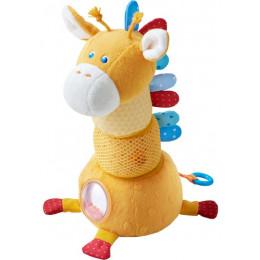Peluche à empiler 'Girafe Tachetée' - à partir de 10 mois
