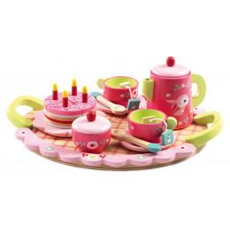Set Le goûter de Lili Rose - à partir de 3 ans *