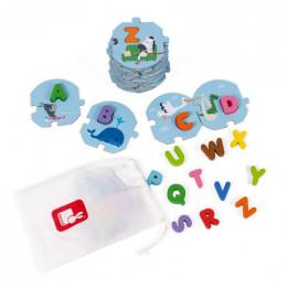 Puzzle - J'apprends l'alphabet
