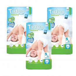 3 X Couches Night and Day T5 Junior 12-25kg
