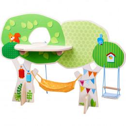 La cabane - Little friends - à partir de 3 ans