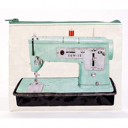 Trousse en matériaux recyclés - Sew it - Machine à coudre
