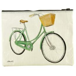 Trousse en matériaux recyclés - Bicycles