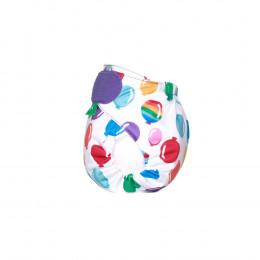 Couche lavable TE1 TeenyFit  V4 - nouveau-né - motif Pop