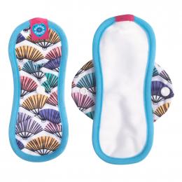 Serviette hygiènique lavable Nora - Mini - Flirt