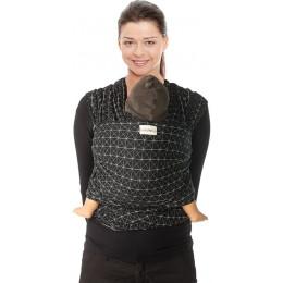Tricot-slen Design - Black diamond