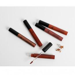 Crème de rouge à lèvres mate - 3 ml - Pêche irisée
