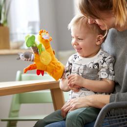 Gant marionnette Animaux sauvages - à partir de 18 mois