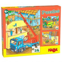 Puzzles Le chantier