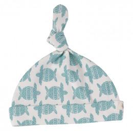 Bonnet - Tortue turquoise
