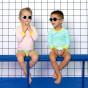 Lunettes de soleil Little Kids SUN RoZZ - Vert d'eau