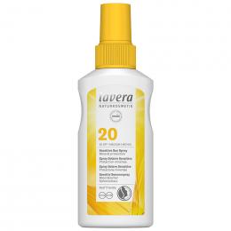 Spray solaire Sensitive -  SPF20 - 100 ml