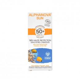 Lait solaire Bio - Très haute protection SPF 50+ - 50 g