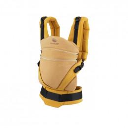 Porte-bébé Baby carrier XT coton BIO - Denimgold Toffee