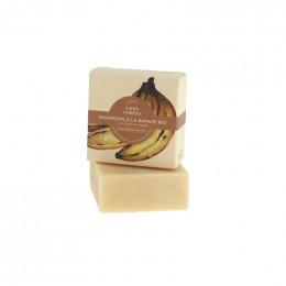 Shampooing solide - banane BIO - 70 g