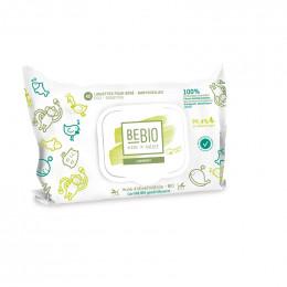 Lingettes BIO pour bébé Eco sensitive - Huile d'Olive - 40 unités