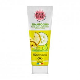 Shampooing rééquilibrant Bio - Sorbet givré - Citron et cocombre - 250 ml