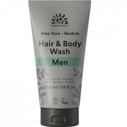Gel douche / shampooing homme BIO 150 ml