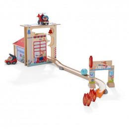 Kullerbü – Circuit de jeu Caserne de pompiers - à partir de 2 ans