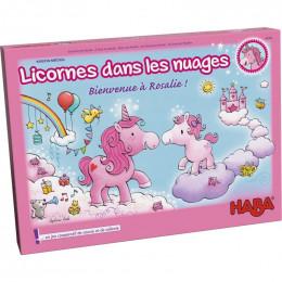 Jeu - Licornes dans les nuages, bienvenue à Rosalie