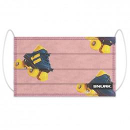 Masque buccal en coton bio - Rollerskates