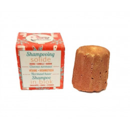 Shampooing solide - Cheveux normaux - Orange, Cannelle, Badiane