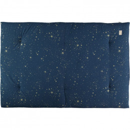 Futon Eden - Gold stella & Night blue