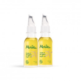 Duo d'huile d'argan BIO - 2 x 50 ml