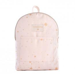 Sac à dos Too cool mini - Gold stella & Dream pink