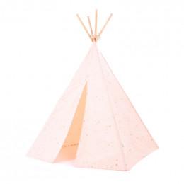 Tipi Phoenix - Gold stella & Dream pink