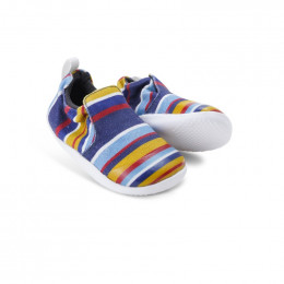 Chaussures Xplorer - 501706 Scamp Navy Stripe