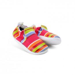 Chaussures Xplorer - 501702 Scamp Guava Stripe