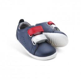 Chaussures Step Up - 731704 Grass Court Switch Navy (Red + Silver)