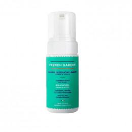 Mouse de douche lavante visage et corps Bio - 100 ml
