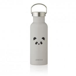 Gourde isotherme Neo - Panda light grey - 500 ml